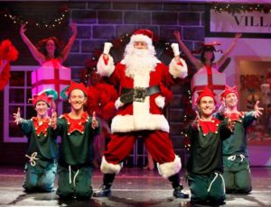 Christmas Wonderland at King's Castle Theatre