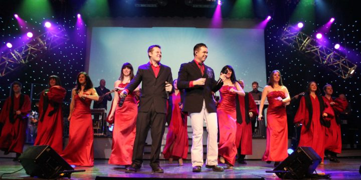 Clay Cooper's Country Music Express Christmas Show