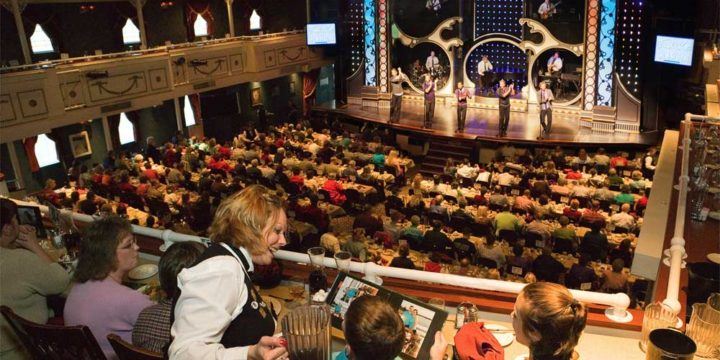 Celebrate on the Showboat Branson Belle